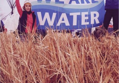 Resistance Movements In Music: On The Ground At Standing Rock And Beyond With Chloe Smith & Lyla June (B.Getz on L4LM)