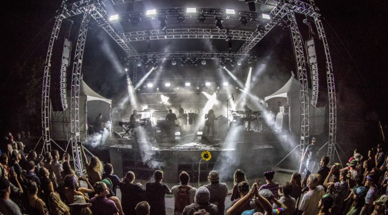 Riding the Wave Spell Live with STS9 & More in NorCal (Review/Photos/Videos)