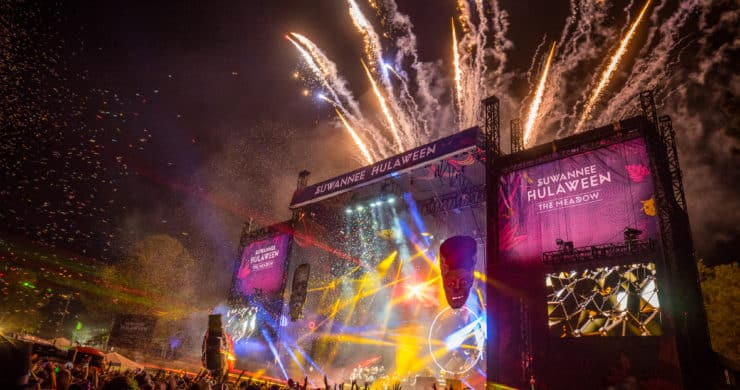 PREVIEW: A Dozen High-Profile Hulaween Legacy Artists Reflect On The Magic (B.Getz on L4LM)