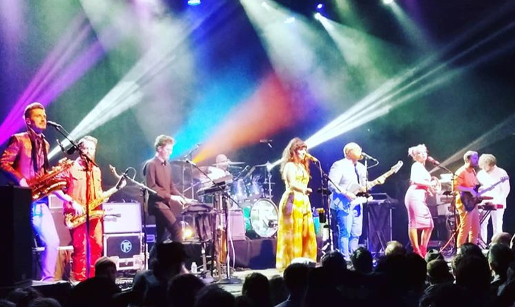 Brooklyn's TURKUAZ Packs Prismatic Power at The Fillmore SF (Review/Audio Recording)