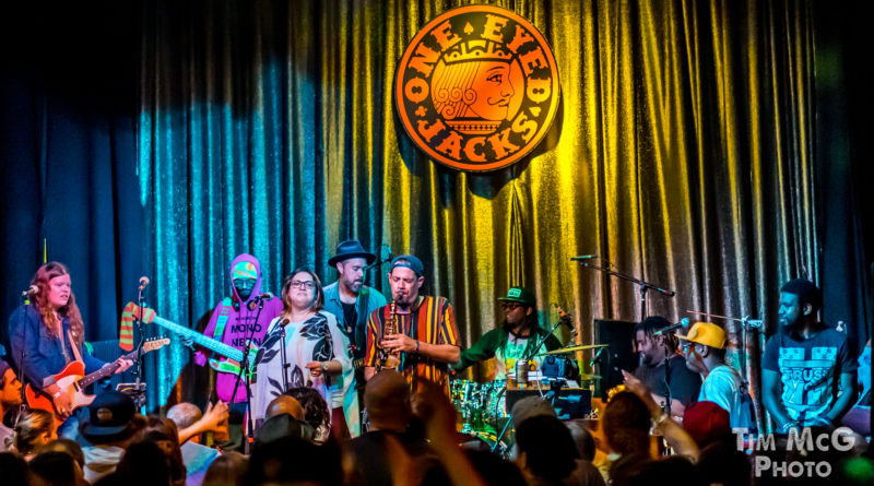 Ain't Nothin' Like the Real Thing, Baby: A Love Letter to NOLA Jazz Fest 50 (B.Getz on L4LM)