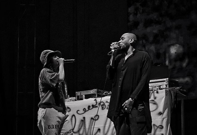 Yasiin Bey (fka Mos Def) Celebrates 20th Anniversary Of 'Black On Both Sides' In Berkeley With Badu, Slick Rick & More [B.Getz on L4LM]