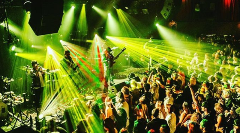 TIGER STYLE RAGE: Lettuce Elevates Into 2020 With NYE at SF's The Independent [B.Getz on L4LM]