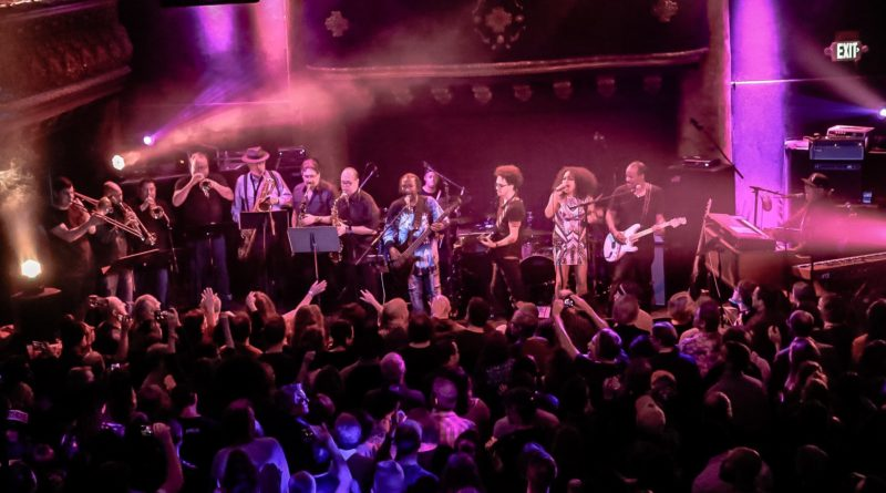 SF FUNK EXTRAVAGANZA: Dumpstaphunk, The Motet, KDTU, New Mastersounds, More Turn Up To Close Out 2019 [B.Getz on L4LM]