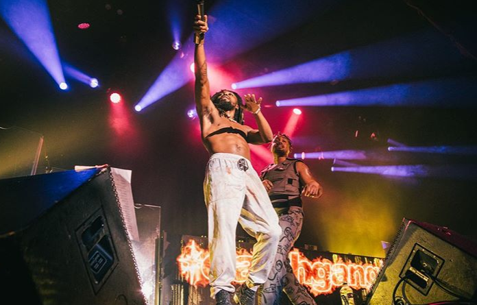 Here For The Crown: EARTHGANG Enlightens A Sold-Out Fillmore In SF [B.Getz on L4LM]