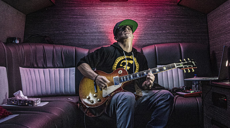 By Any Shmeeans: Lettuce's Funky Guitarist On Cannabis As Medicine [B.Getz on Herb An' Music]