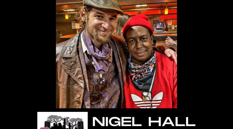 The Upful LIFE Podcast- Episode 043: NIGEL HALL (keys/vox: Lettuce, Jon Cleary, ex-The Nth Power) + 'The Joe Clark Mixtape'